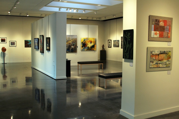 MCL Grand art gallery